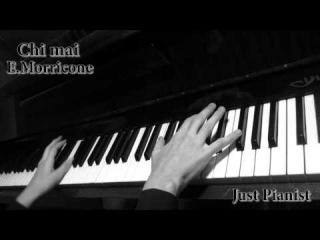 """E.Morricone_""""Chi mai""""_piano"""