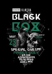 BLACK BOX * Maiden Obey